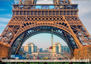 Die 12 meistbesuchten Städte in Europa (Wandkalender 2019 DIN A2