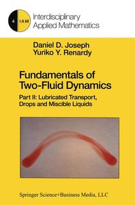 Fundamentals of Two-Fluid Dynamics
