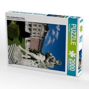 Trier, Kurfürstliches Palais 2000 Teile Puzzle hoch