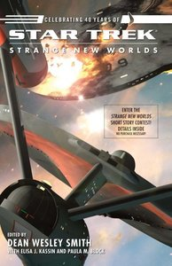 Strange New Worlds, Volume 9