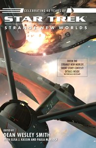 Strange New Worlds, Volume 9