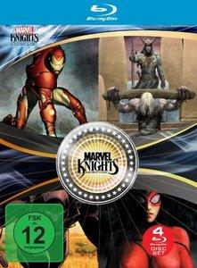 Marvel Knights Box (Blu-ray)