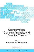 Approximation, Complex Analysis, and Potential Theory - zum Schließen ins Bild klicken