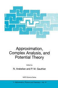 Approximation, Complex Analysis, and Potential Theory