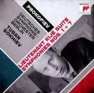 Suite Leutnant Kische/Sinfonien 1+7