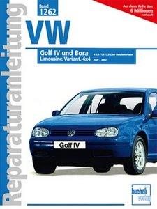 VW Golf und Bora Limousine/Variant/ 4x4 Baujahr 2000 - 2002