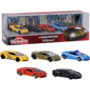 Simba Majorette 212053162 - Lamborghini 5 Pieces Giftpack, Model