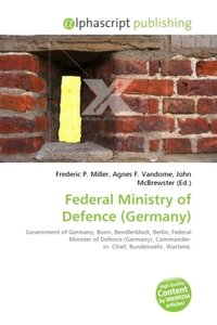 Federal Ministry of Defence (Germany)