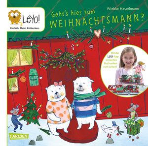LeYo!: Geht's hier zum Weihnachtsmann?