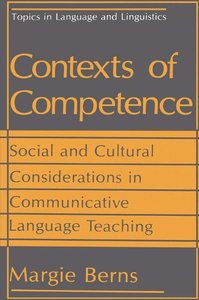 Contexts of Competence