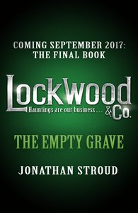 Lockwood & Co 05: The Empty Grave