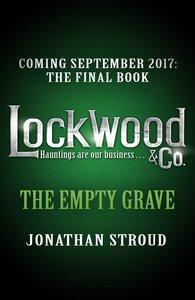 Lockwood & Co 05: The Empty Grave