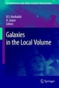 Galaxies in the Local Volume