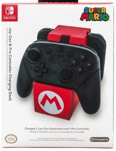 PowerA Pro Controller Charger, Super Mario, Ladegerät für Ninten