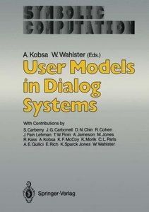 User Models in Dialog Systems