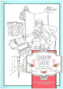 Colour My Classics - Jane Austen\'s Sense & Sensibility
