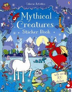 Mythical Creatures Sticker Book