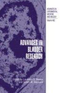 Advances in Bladder Research