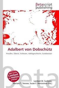 Adalbert von Dobschütz