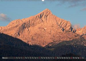 Rund um die Zugspitze (Wandkalender 2019 DIN A2 quer)