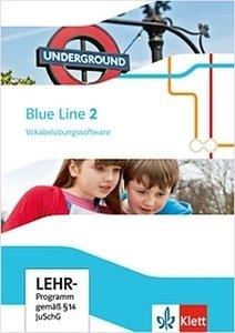Blue Line 2. Vokabelübungssoftware Klasse 6