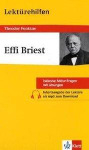 Lektürehilfen Effi Briest. Mit Materialien