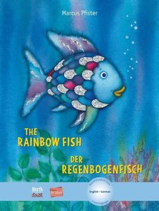 The Rainbow Fish/Bi: Libri - Eng/German