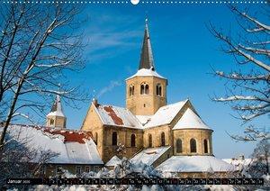 Hildesheimer Ansichten (Wandkalender 2020 DIN A2 quer)