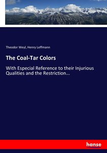 The Coal-Tar Colors