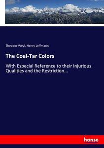 The Coal-Tar Colors
