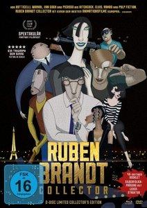 Ruben Brandt,Collector-Limited 2-Disc Mediabook