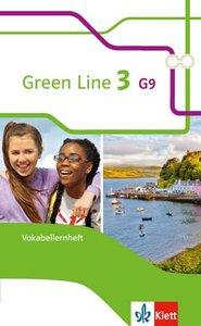 Green Line 3 G9. Vokabellernheft