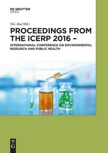 Proceedings from the ICERP 2016