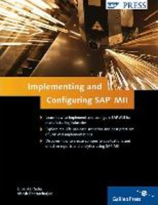 Implementing and Configuring SAP MII