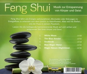 Feng Shui-Entspannungsmusik