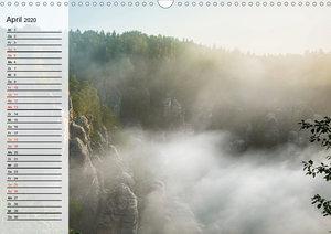 Grüße aus dem Nationalpark Sächsische Schweiz (Wandkalender 2020