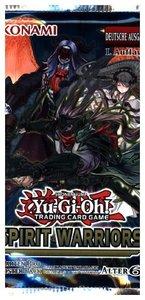Yu-Gi-Oh! (Sammelkartenspiel), Spirit Warriors Booster DE
