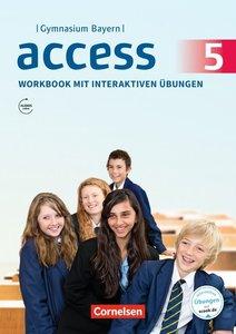 Access - Bayern 5. Jahrgangsstufe - Workbook mit interaktiven Üb