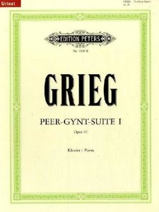 Peer-Gynt-Suite Nr. 1 op. 46 / URTEXT