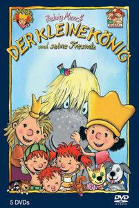 Der kleine König und seine Freunde: Die königliche Komplettbox