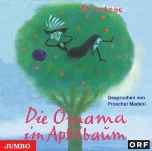 Die Omama im Apfelbaum, 1 Audio-CD