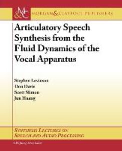 Articulatory Speech Synthesis from the Fluid Dynamics of the Voc