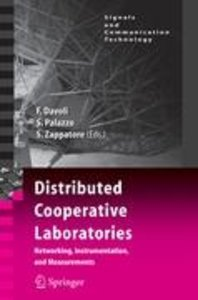 Distributed Cooperative Laboratories: Networking, Instrumentatio