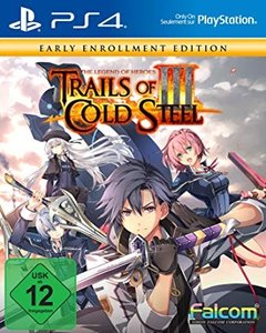 The Legend of Heroes: Trails of Cold Steel III - Day One Edition