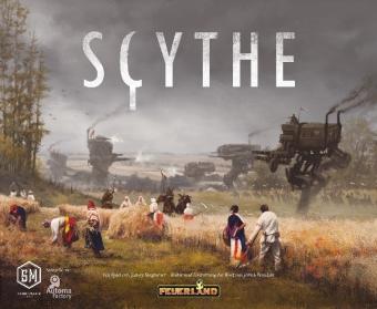 Scythe (Spiel) - zum Schließen ins Bild klicken