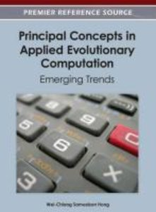 Principal Concepts in Applied Evolutionary Computation: Emerging