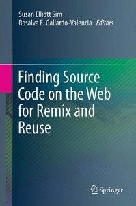 Finding Source Code on the Web for Remix and Reuse