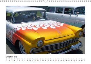 Vintage Cars (Wandkalender 2019 DIN A3 quer)