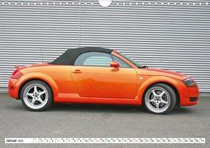 Roadster Sportwagen (Wandkalender 2020 DIN A4 quer)