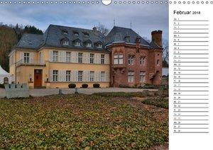 Burgen und Schlösser im Saarland
